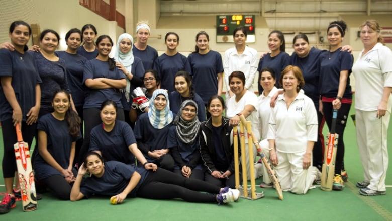 Success Inspires Edmonton S Female Cricket Team To Recruit