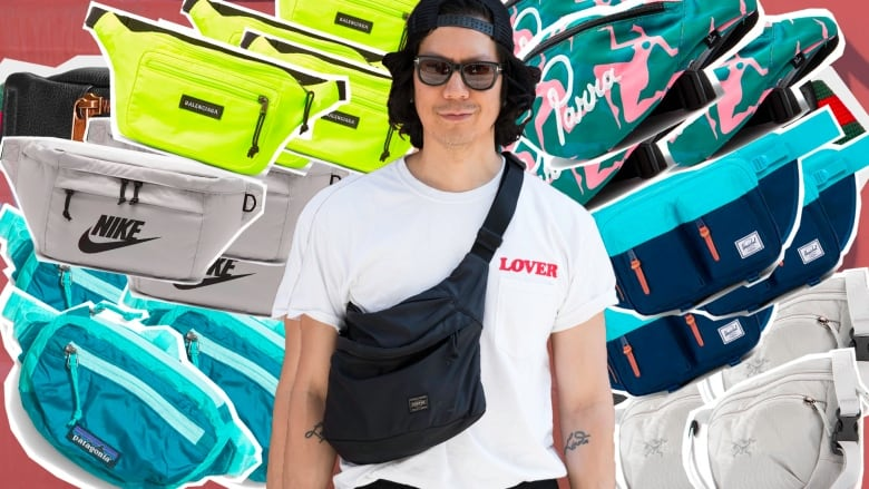Why the fanny pack should be your must,have this season