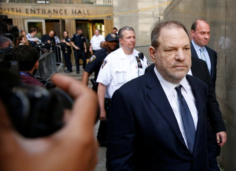 Weinstein pleads not guilty to rape charges