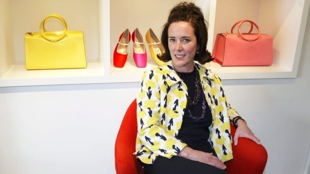 Kate Spade's father dies on eve of her funeral | CBC News