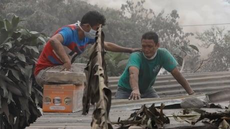 GUATEMALA-VOLCANO/