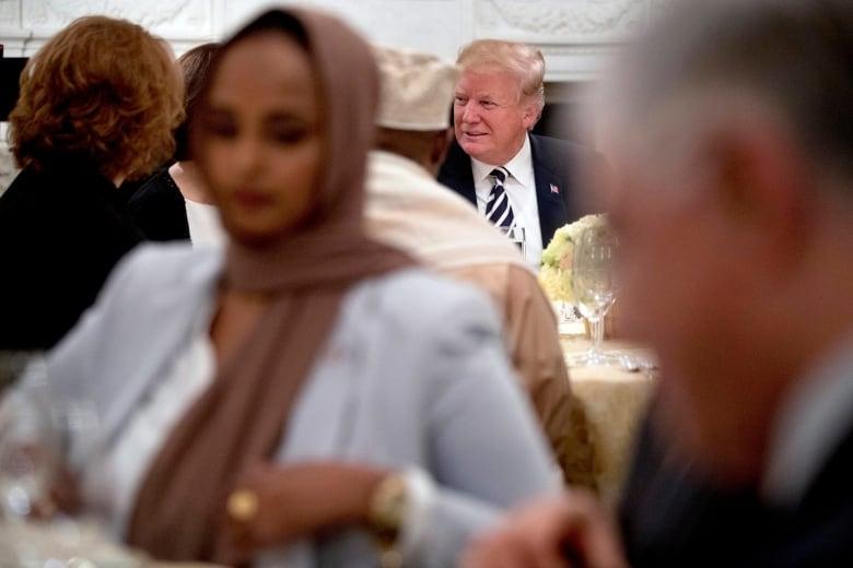 """Résultat de recherche d'images pour """"Trump iftar"""""""