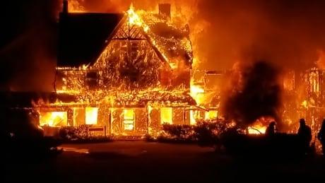 Fire Inverary Resort