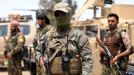 MIDEAST-CRISIS/SYRIA-SDF