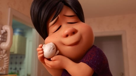 Dumpling Boy from Disney's Bao
