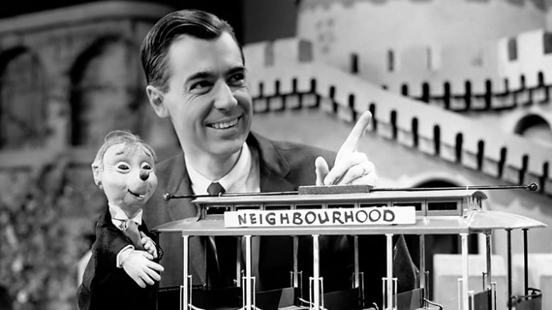 Before Mr Rogers Neighborhood Came Misterogers On Cbc Cbc Archives