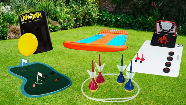 Backyard Games For The Best Summer Ever Cbc Life