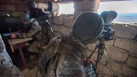 Canadian special ops helping Iraqis roll up remaining ISIS opposition, says Vance