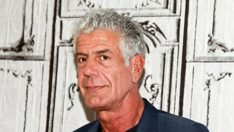 People Anthony Bourdain