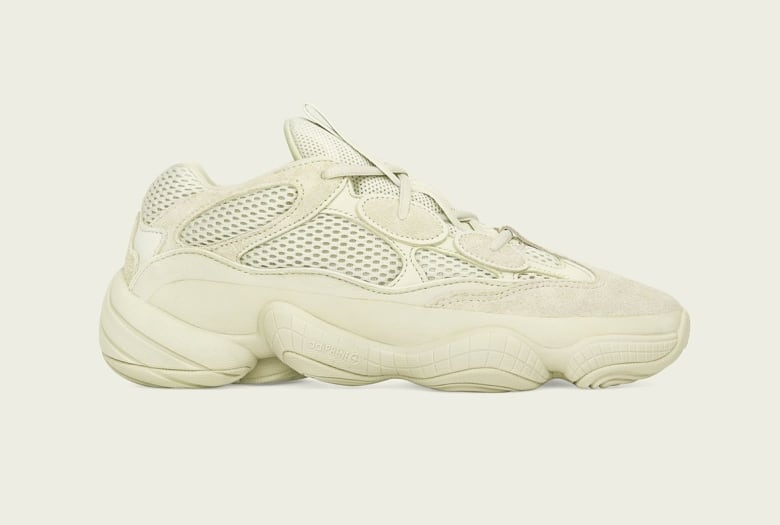 f5f4e1e25f872 Leave it to Kanye West to take a trend and kick it up a notch. The next  iteration of the Yeezy Desert Rat 500 will come in a