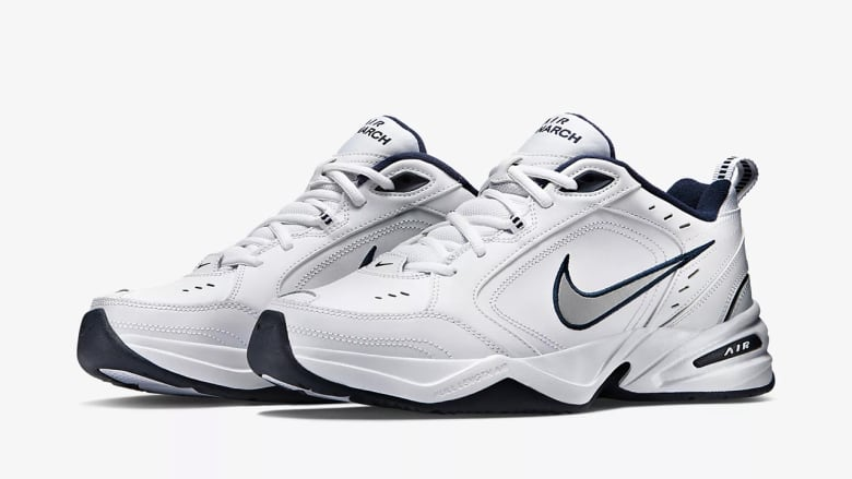9f1c3f17f96b6e This is the iconic unisex training shoe from the early 2000s that many say  is the quintessential dad shoe. The Nike Monarch is actually one of the  best ...