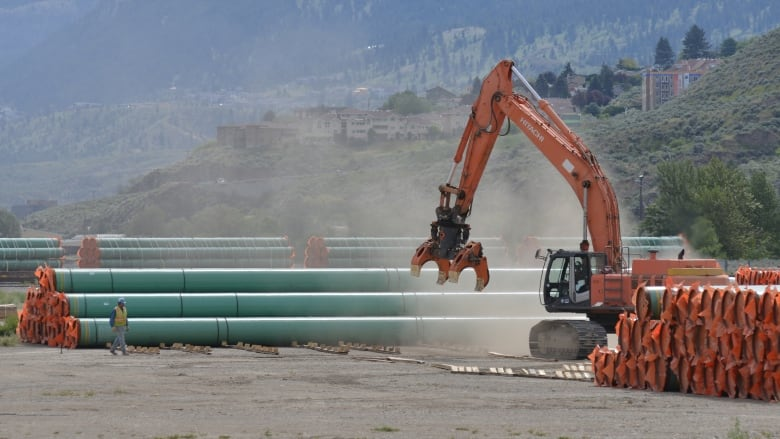 Alberta seeks to intervene in B.C.'s appeal to Supreme Court on energy projects