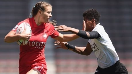 Canada downs Fiji at World Rugby Women's Seven Series Paris