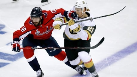 Stanley Cup Golden Knights Capitals Hockey
