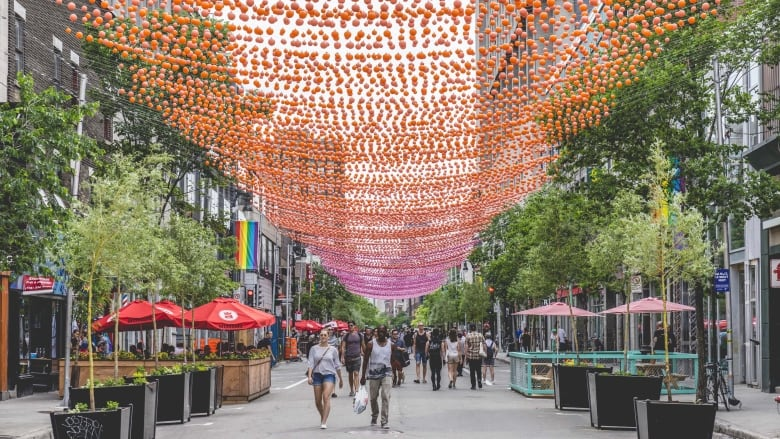 Is Montreal's Gay Village becoming less gay?