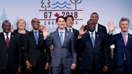 G7 Summit 20180609