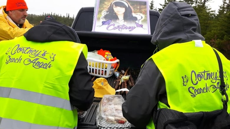 First 2018 search for Cortney Lake comes up empty | CBC News