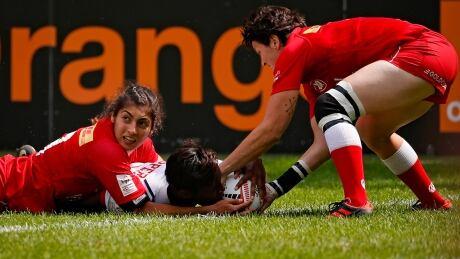 Canada Women's Rugby Sevens Paris 7s