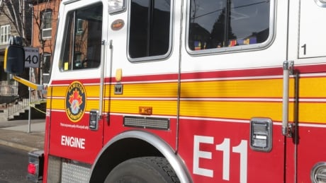 Fire in a vacant building on Beach Boulevard was arson: police