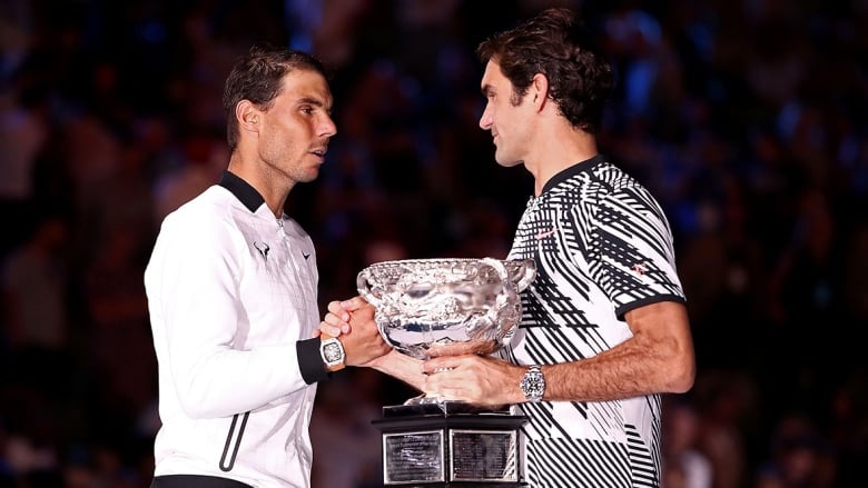 Nadal, Federer keep winning Grand Slams while fighting against Father Time