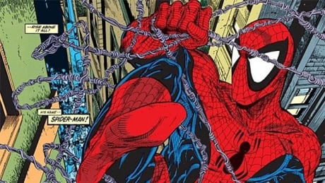 BOOK COVER: The Amazing Spider-Man