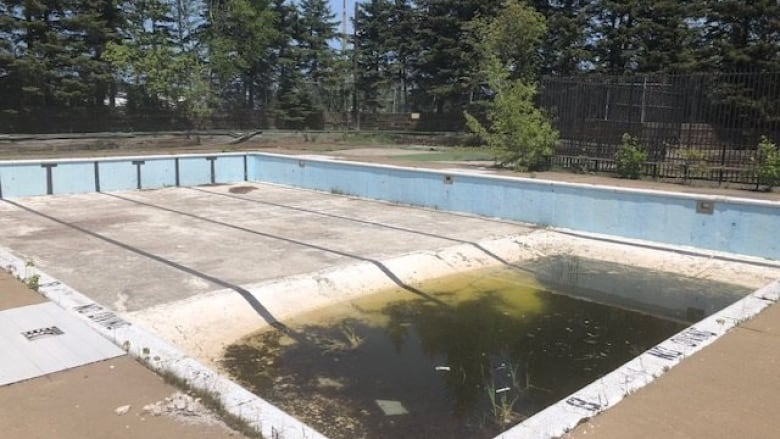 Outdoor Swimming In Moncton Not An Option This Summer Cbc News