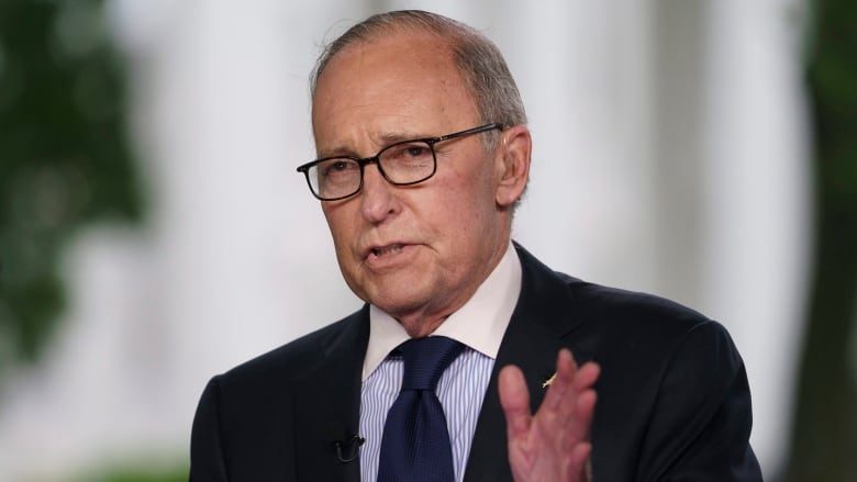 Trump's chief economic adviser Larry Kudlow suffers heart attack