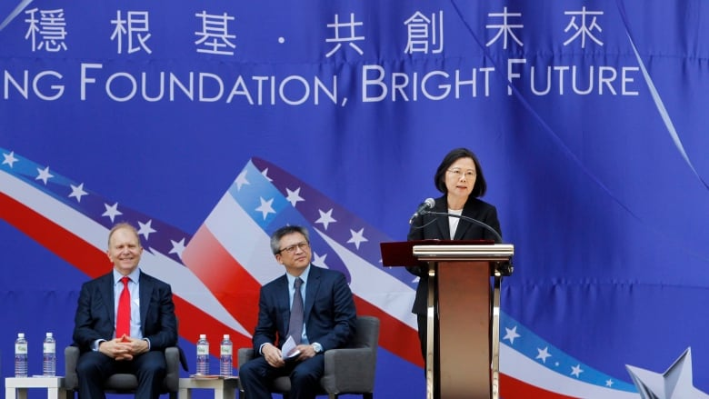 New U.S. Taiwan Office Prompts Questions Over Who Will Lead It