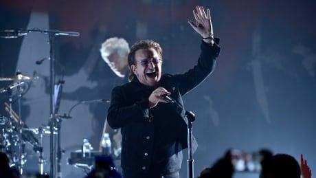 U2 Concert at the Apollo Theater