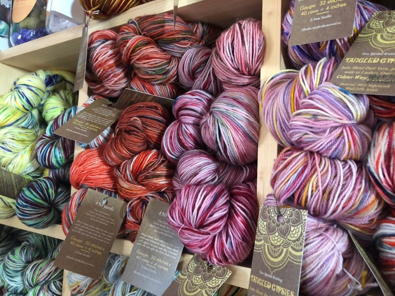 It's a ball of yarn': Small business owner detained at