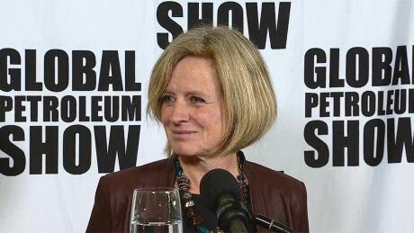Rachel Notley -- Global Petroleum Show