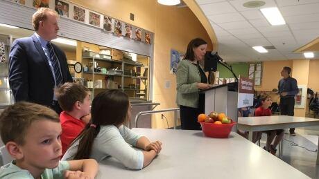 New Brunswick bans chocolate milk, juice sales in public schools