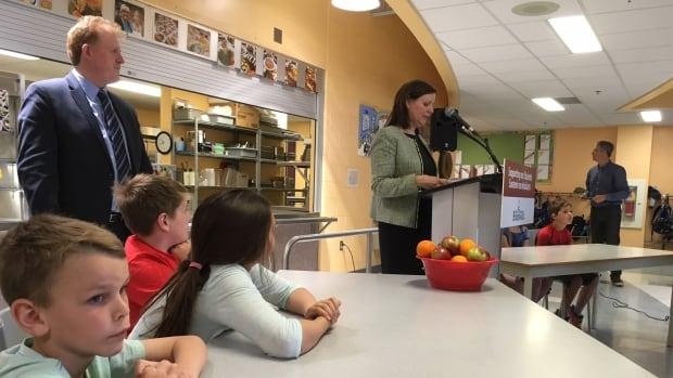 New Brunswick bans chocolate milk, juice sales in schools | CBC News