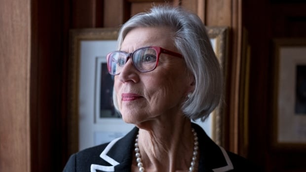 Canada's 1st female chief justice recalls 'wonderful moments' with Ruth Bader Ginsburg | CBC News
