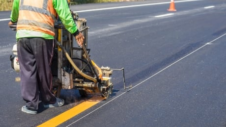City should up its road-painting game, report finds