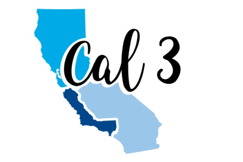This is how California would be split into three states if the Cal 3 initiative becomes reality