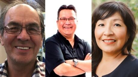 Dene national chief candidates