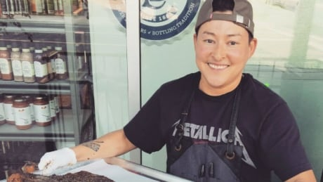 Cree chef a farmers market success story in Vancouver