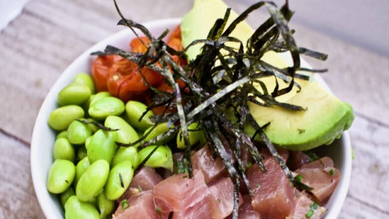 Buddha bowls and poké: chef delivers ready-to-serve healthy meals