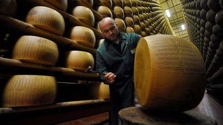 ITALY CHEESE BANK
