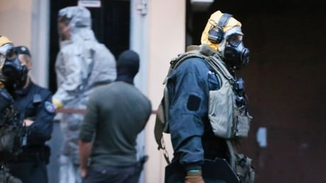 German prosecutor accuses Tunisian of making ricin for attack