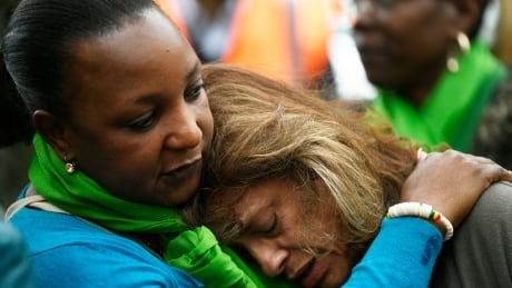 BRITAIN GRENFELL TOWER FIRE ANNIVERSARY