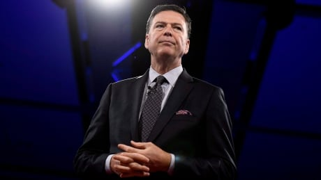 James Comey in Ottawa