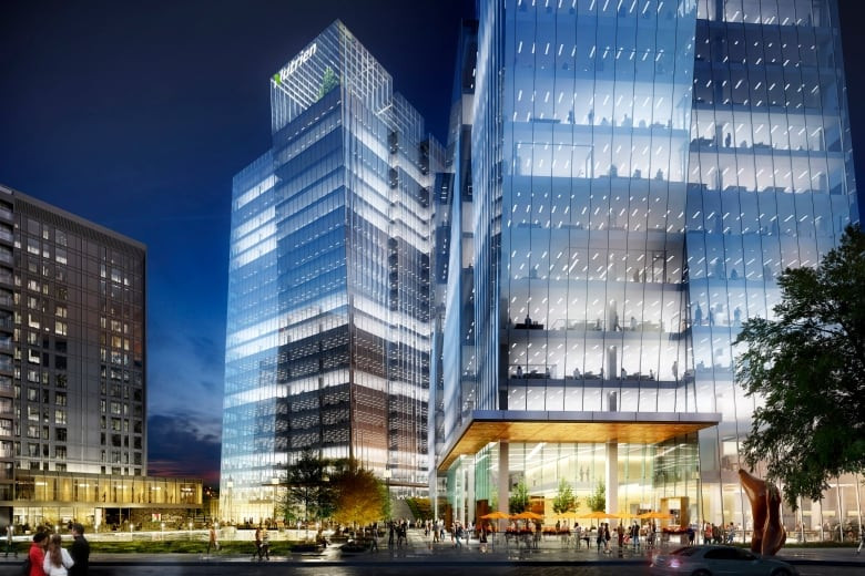 Additional 500k Square Feet Of Office Space Transformative For Saskatoon Downtown Colliers Cbc News