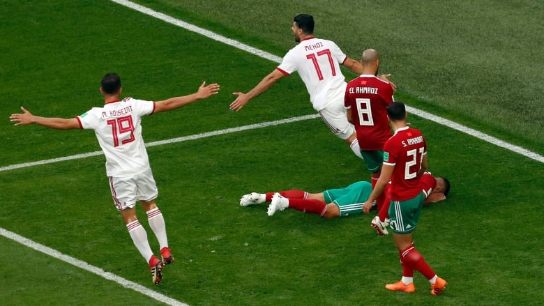 Own-goal earns Iran 1-0 win over Morocco at World Cup