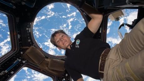 Peggy Whitson astronaut