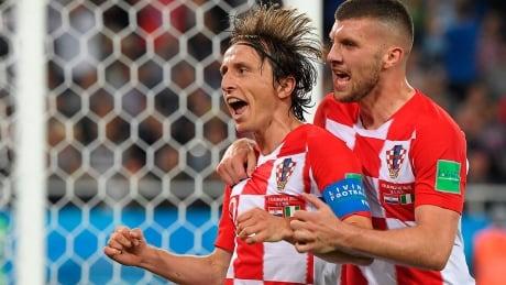 Modric Croatia Nigeria World Cup