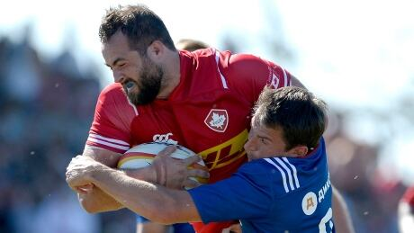Canada Russia Rugby Summer Series
