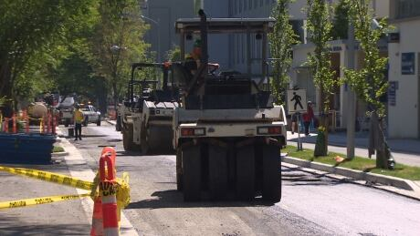 Nightime construction near Vancouver hospital keeps patients, residents up all night