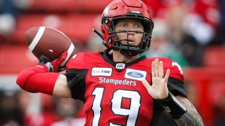 Bo Levi Mitchell Stampeders Tiger-Cats June 16